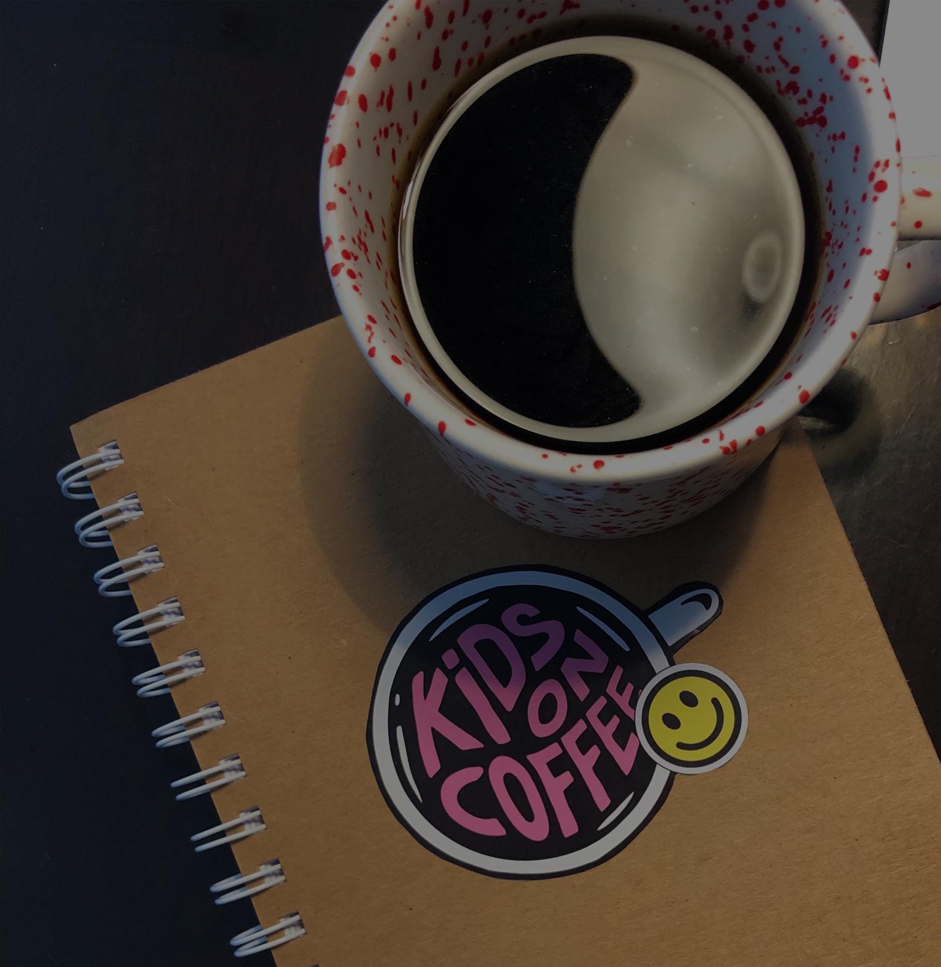 Coffee Break. Kids On Coffee Management 2021