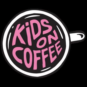 Logotipo Kids On Coffee Management